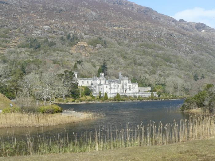 Kylemore Abbey, toujours dans le Connemara###